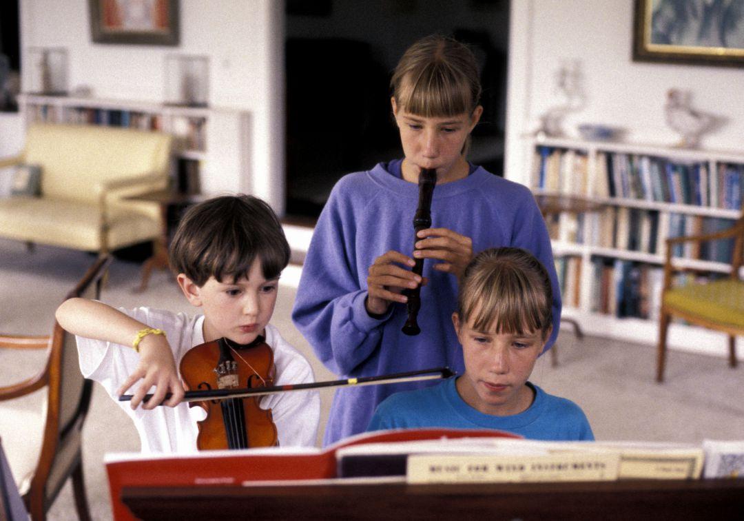 La música siempre es mejor si se comparte.