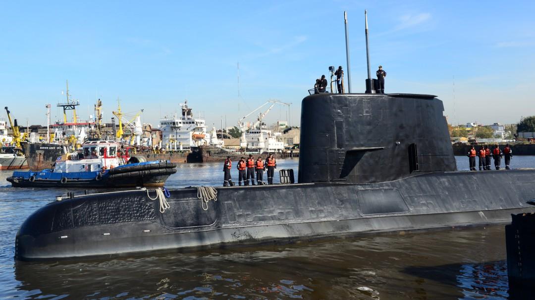 Hallados los restos del submarino ARA San Juan un año después de desaparecer con 44 tripulantes
