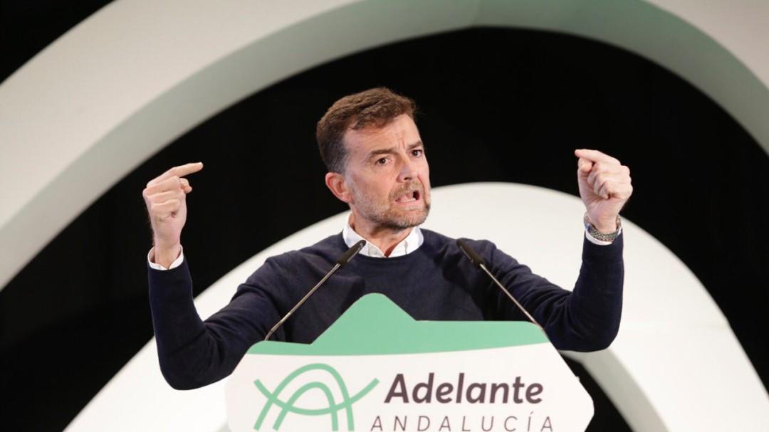"""Maíllo: """"El socialismo está en Adelante Andalucía"""""""