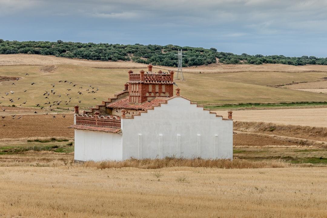 Palomar en Fáfilas (Villabraz-León)