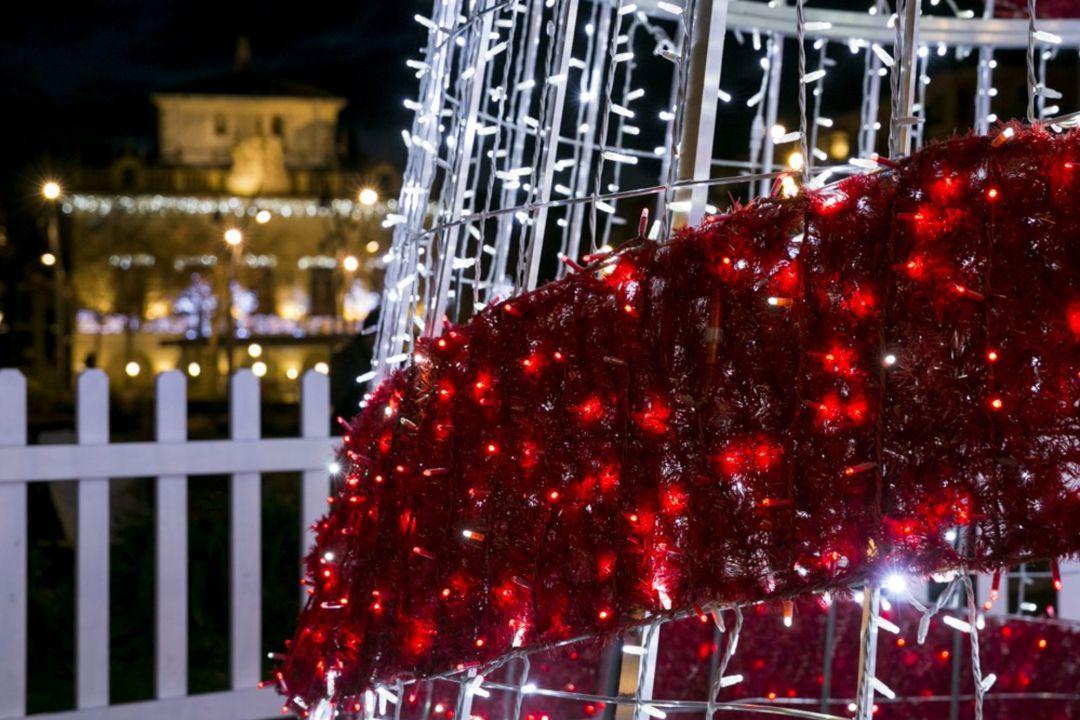 Irun se enciende por Navidad el 4 de diciembre