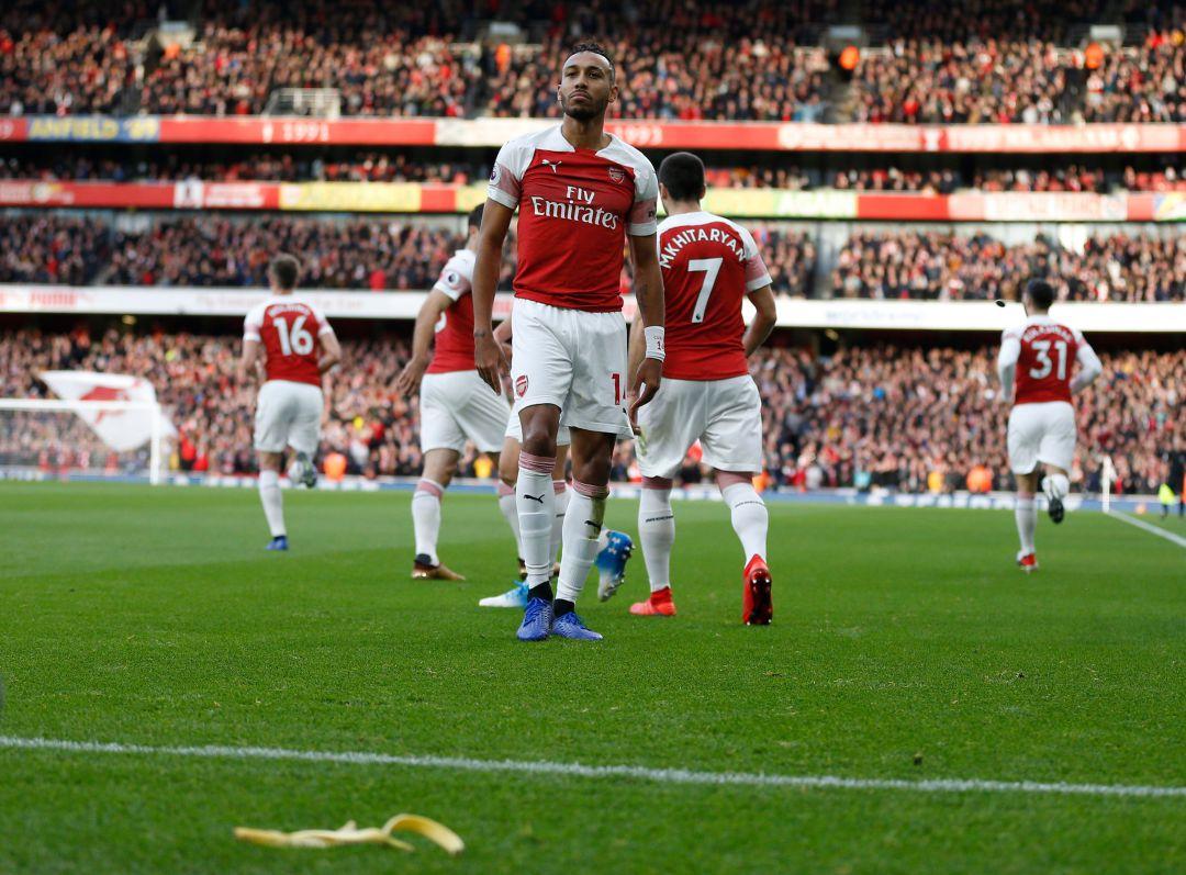 Arsenal derrotó al Tottenham en un verdadero partidazo de la Premier League