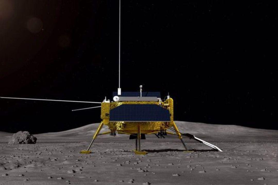 Envía China sonda a cara oculta de la Luna
