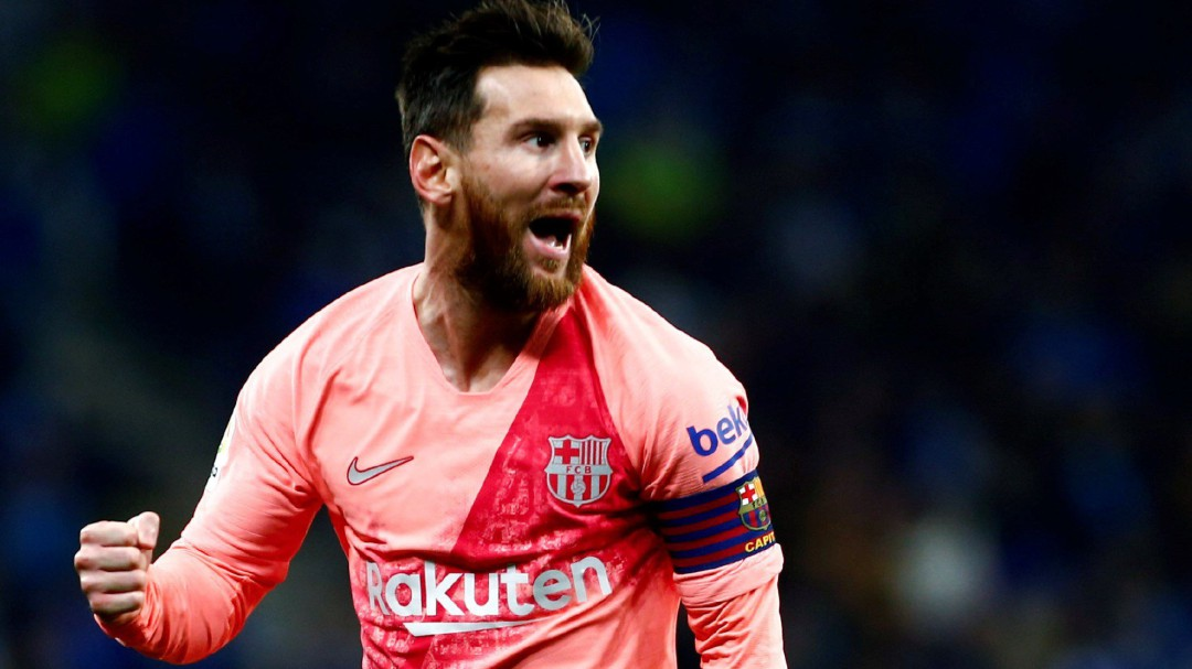 Messi domina LaLiga