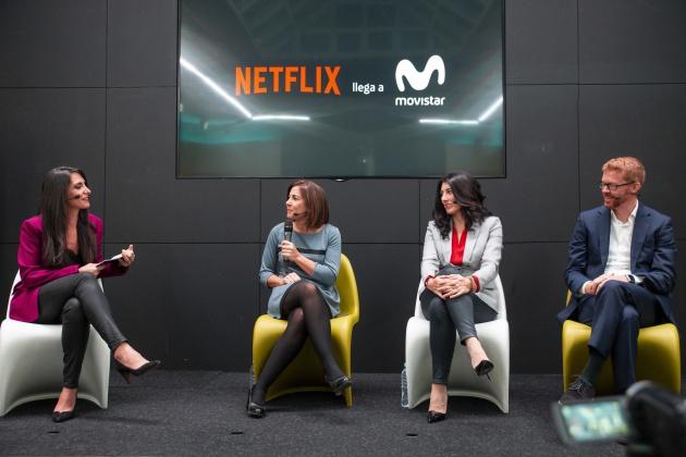 Netflix entra en Movistar+
