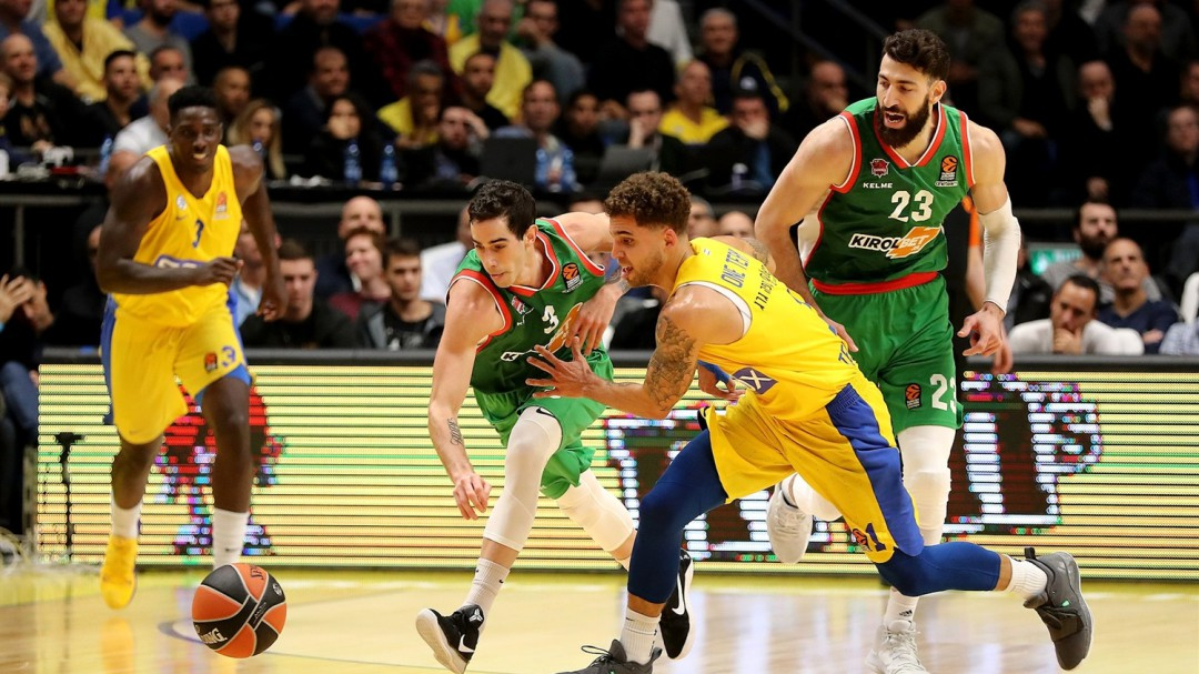 Segunda victoria de Baskonia 'on the road' (79-81)