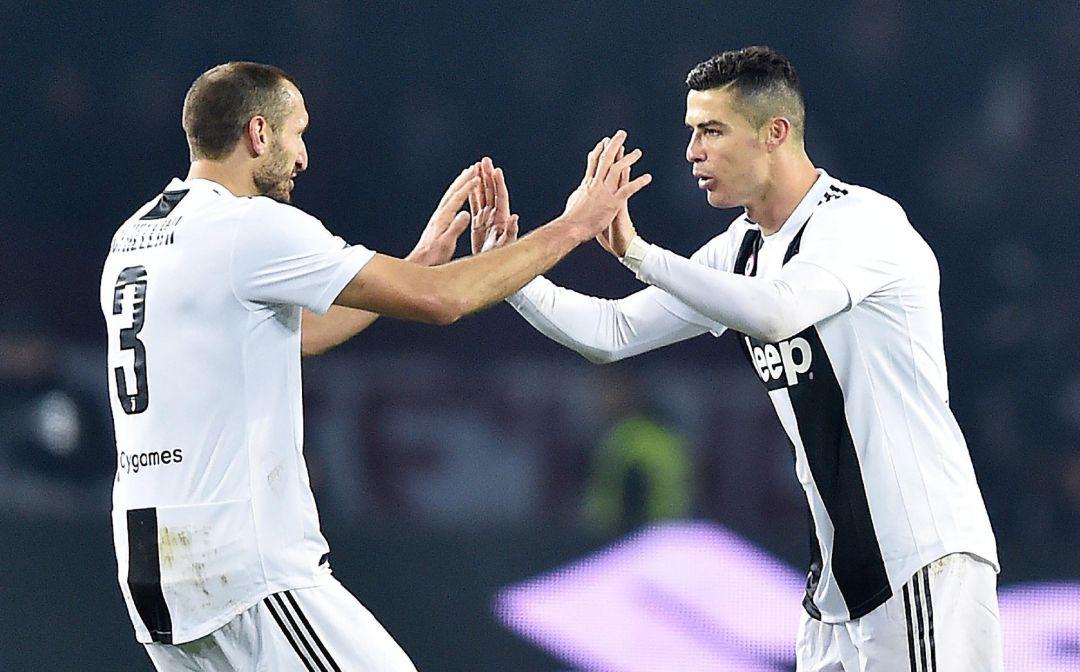 Cristiano Ronaldo en la historia de la Juventus