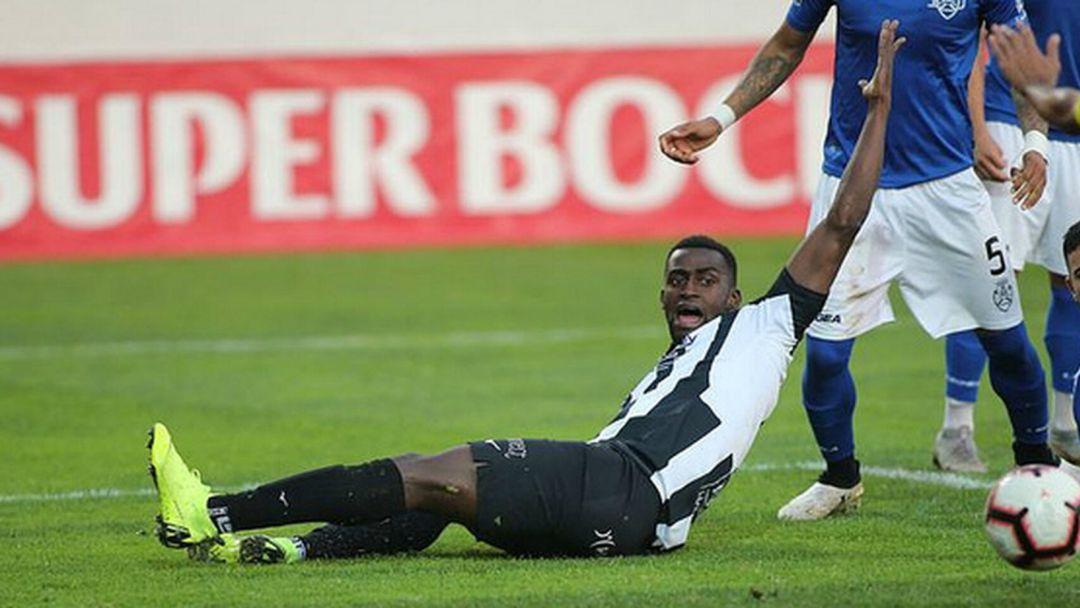 Jackson Martínez y su lesión: