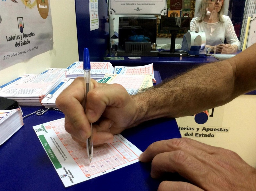 La Primitiva deja casi 900.000 euros en Pedro Muñoz