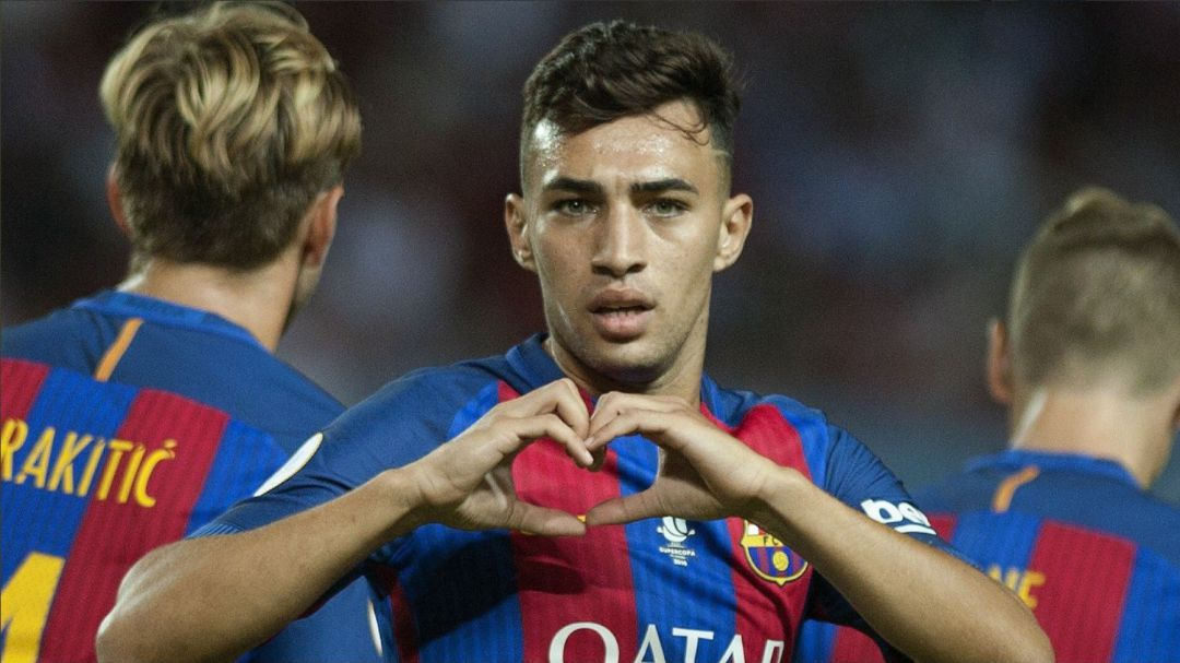 La despedida de Munir: