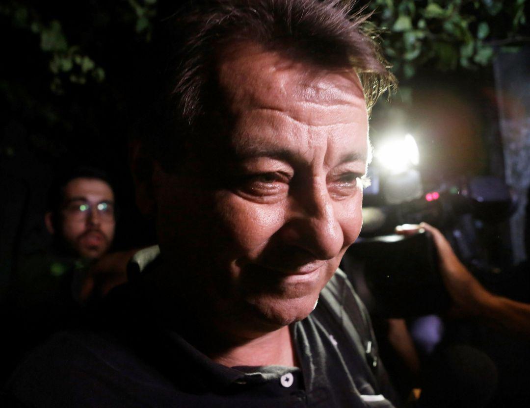 Detienen al terrorista italiano Cesare Battisti en Bolivia