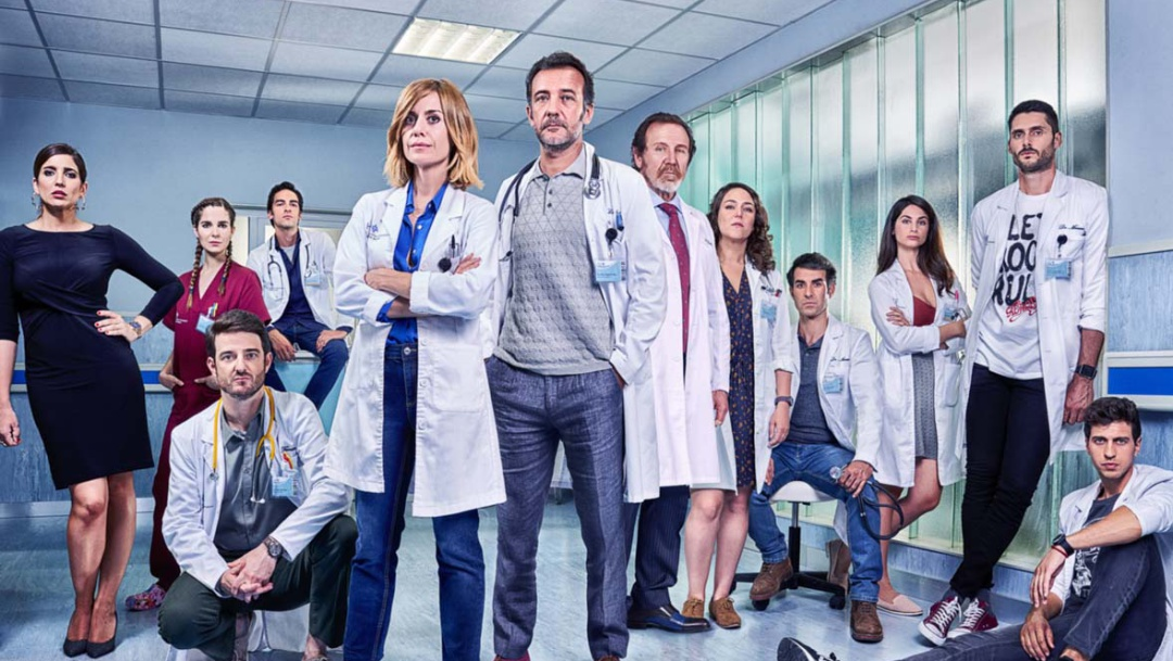 Hospital Valle Norte 1x02 Espa&ntildeol Disponible