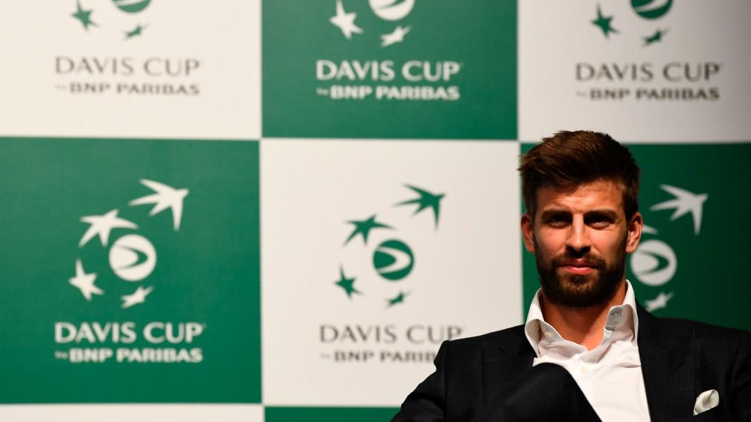 La Copa Davis de Piqué estrena su nuevo formato bajo un mar de dudas