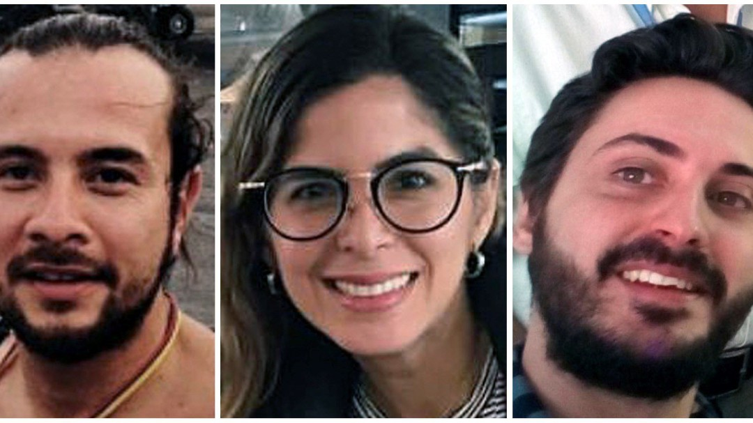 detenidos caracas tres periodistas agencia efe