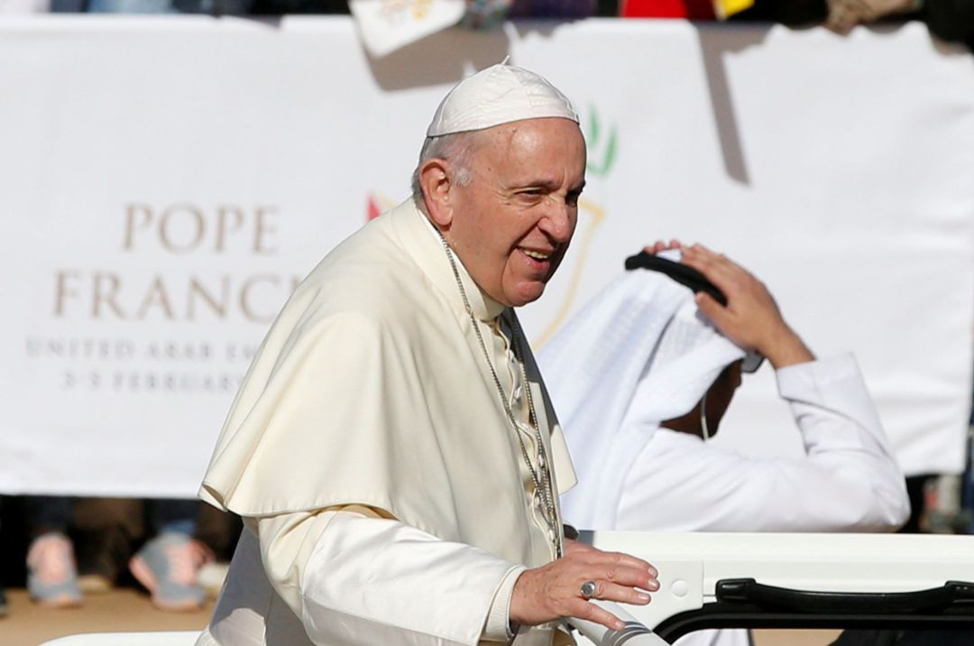 Por primera vez, Francisco admitió abusos sexuales de sacerdotes a monjas