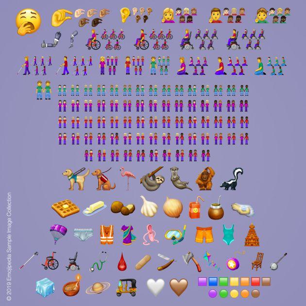 En marzo podrás tener estos nuevos emojis en Whatsapp