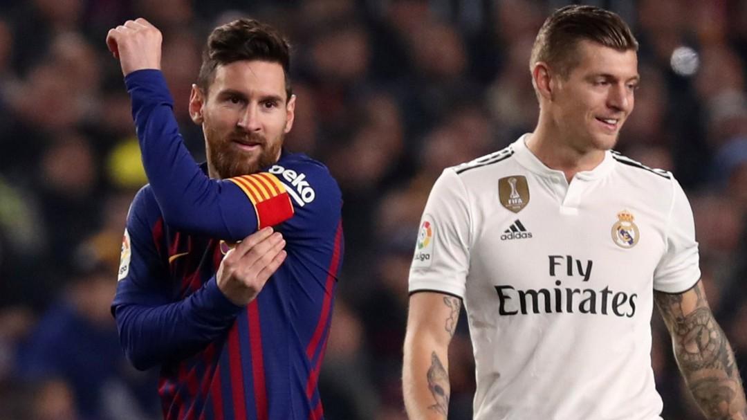 El Camp Nou pidió a Messi... y el Barça logró el empate