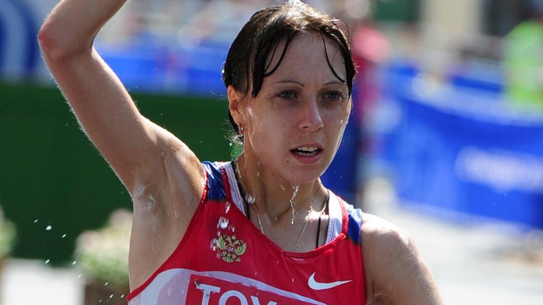 El TAS sanciona por dopaje a Kirdiapkina y la despoja de dos medallas mundialistas