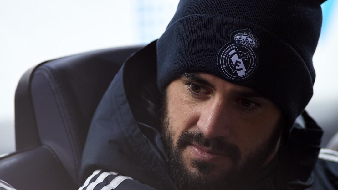 Isco se queja en las redes sociales de su situación en el Real Madrid