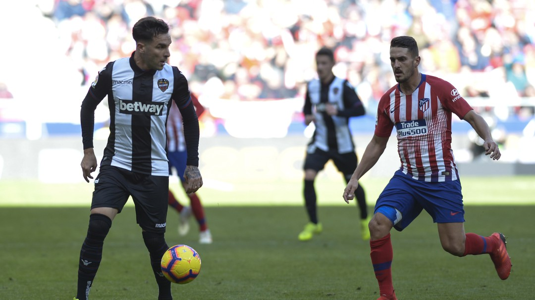 El jugador del Levante Toño García es detenido por supuestos delitos de extorsión y amenazas