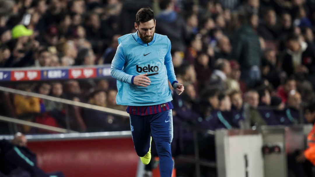 Messi y Dembélé, convocados para la visita a San Mamés