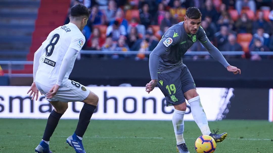 Theo Hernández: Me alegro por el Madrid y a mi hermano... otra vez será