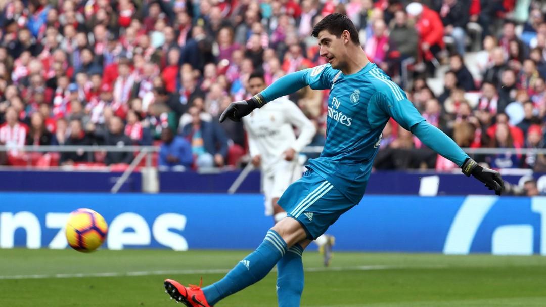 Courtois: El Ajax es un equipo con mucho talento y va a ser un partido muy abierto