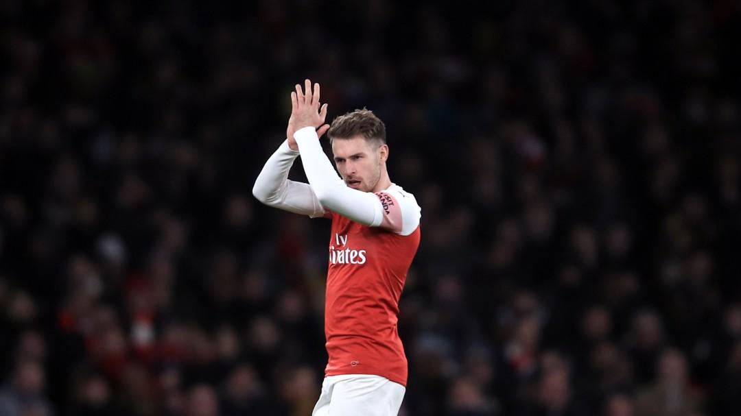La Juventus oficializa el fichaje de Ramsey
