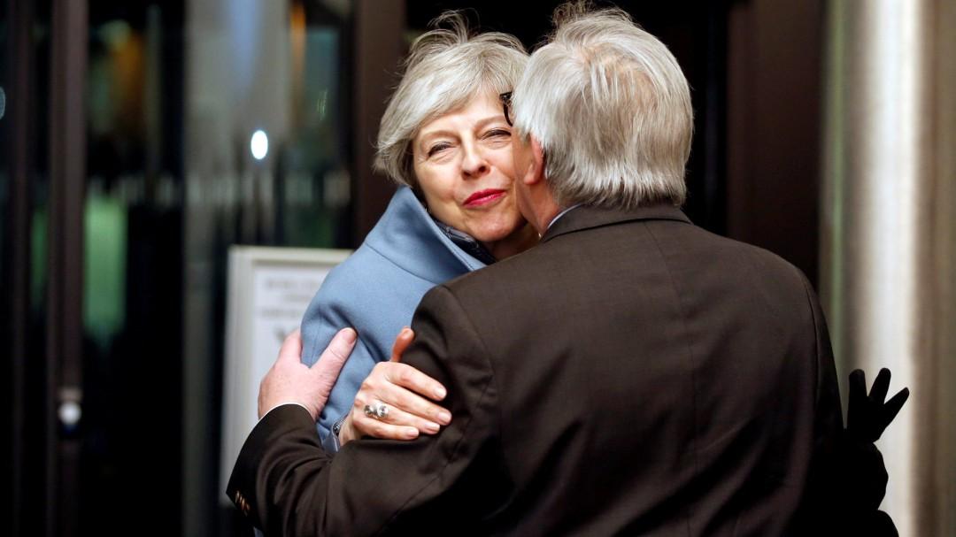 Londres anuncia que ha obtenido cambios legales al acuerdo del 'brexit'