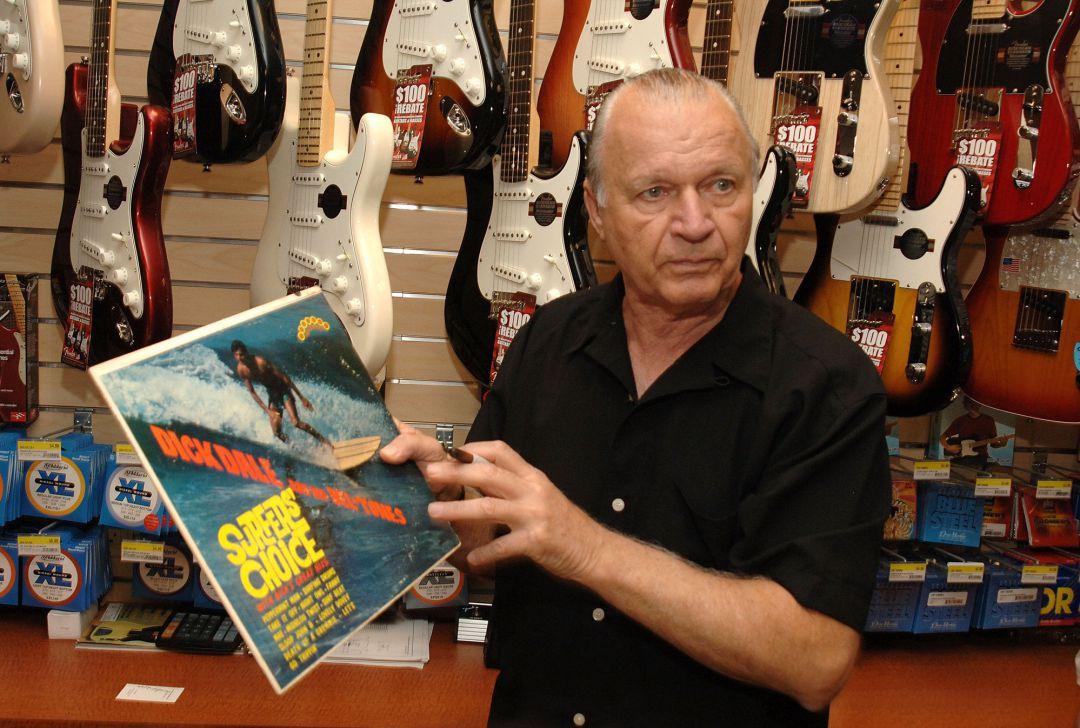 Pura Vida: Murió Dick Dale, autor del tema de Pulp Fiction