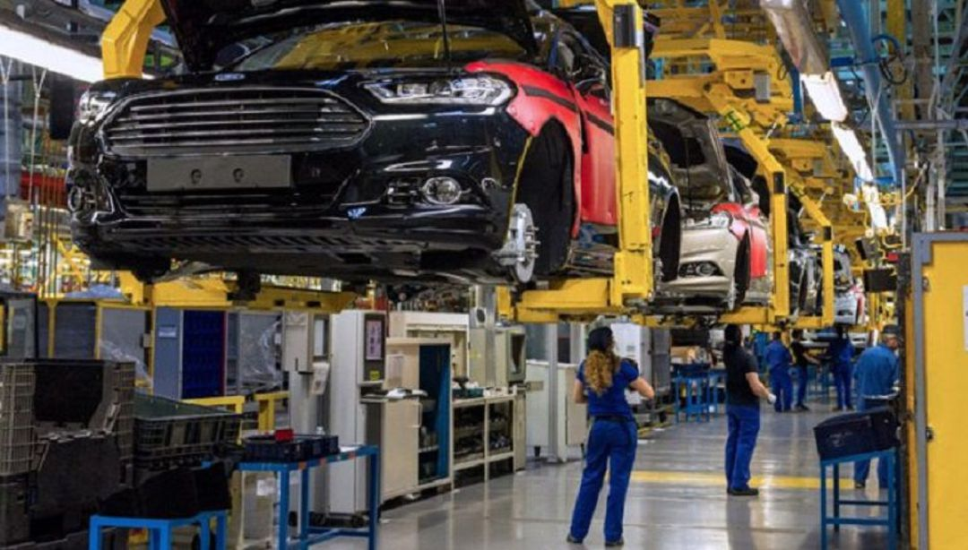 Ford traslada producción de la van Transit a Hermosillo