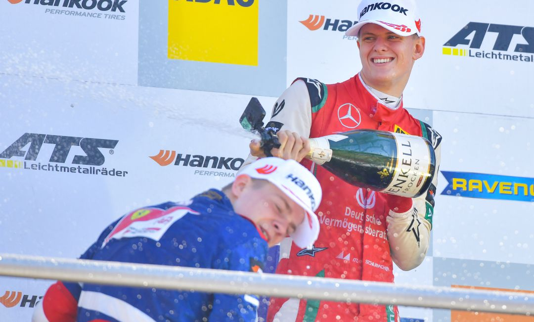 Mick Schumacher conducirá por primera vez un Ferrari de F1