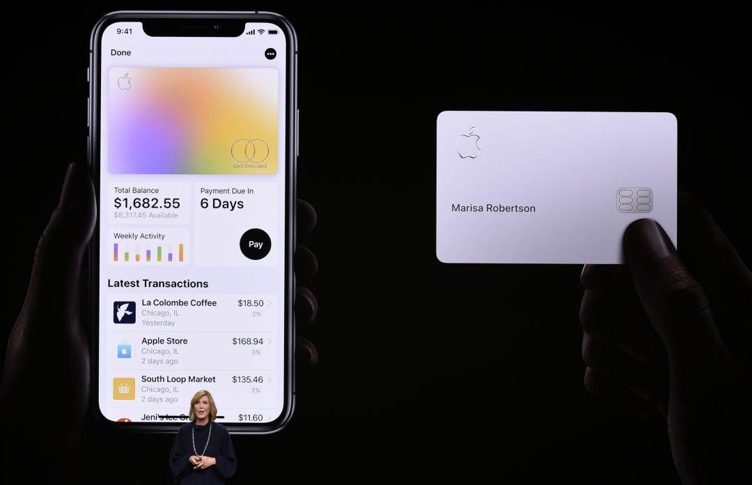 Apple Card: La nueva tarjeta de crédito que habitará tu iPhone