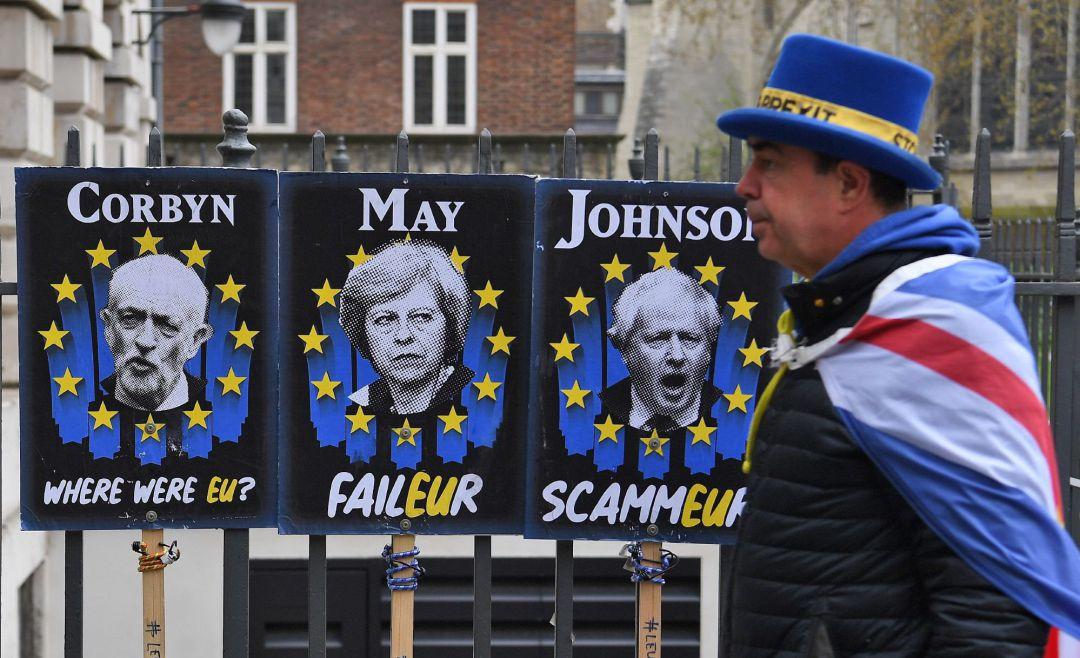 Theresa May pide demorar el Brexit hasta el 30 de junio