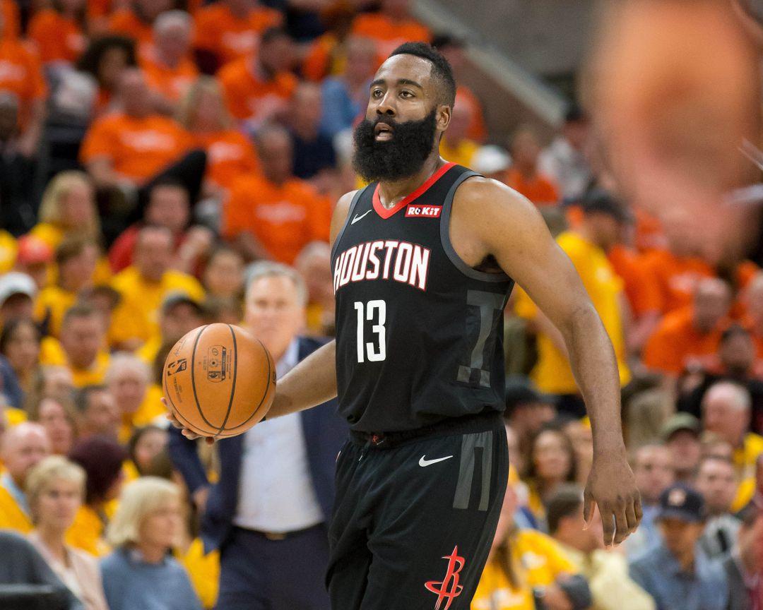 Harden y Paul hacen imparables a Rockets, playoffs de la NBA