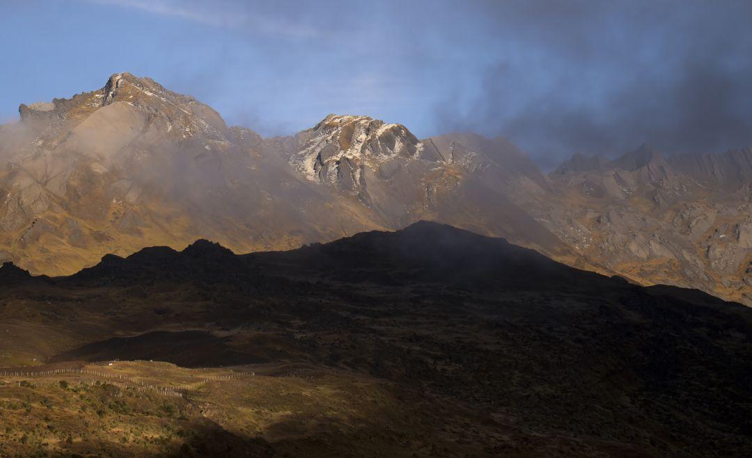 Hallaron un cuerpo momificado en la Cordillera de los Andes