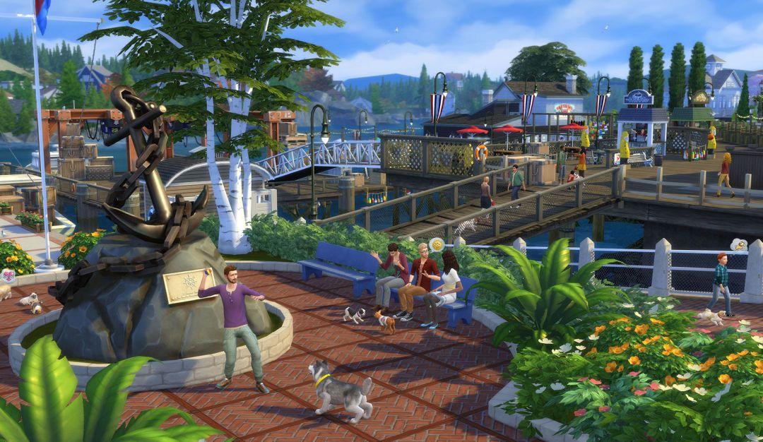 Los Sims 4: gratis por tiempo limitado en Origin