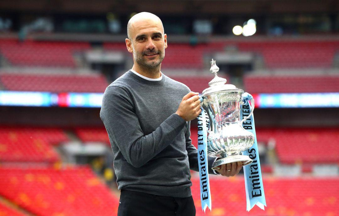 Manchester City desmiente rumores sobre Pep Guardiola