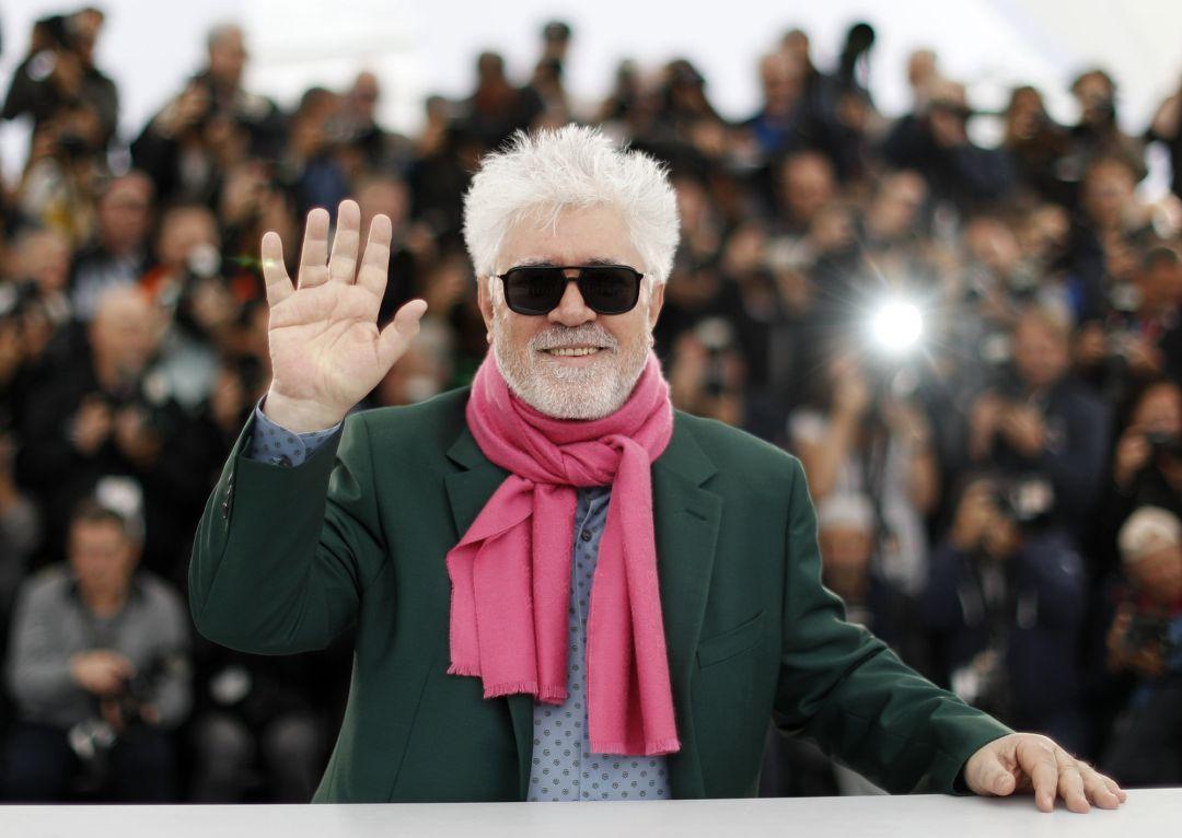 El Festival de Cannes premió a Antonio Banderas