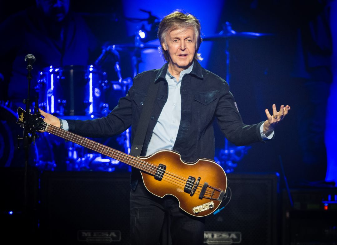 Paul McCartney prepara su primer musical,