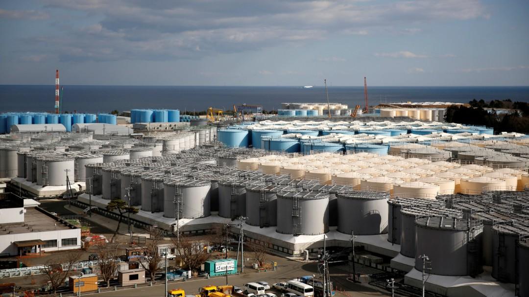 Japón planea verter al océano Pacífico agua radiactiva de Fukushima
