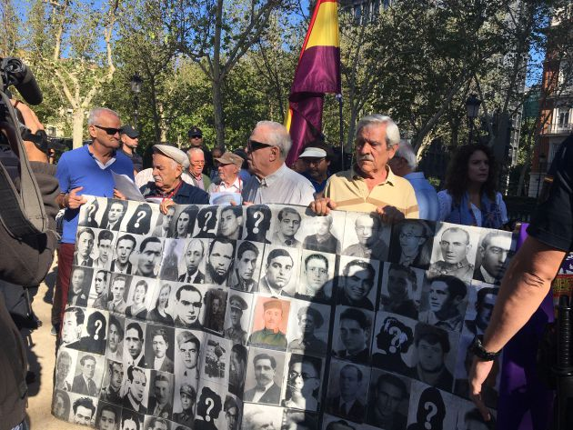 El Supremo avala que Franco abandone el Valle de Cuelgamuros