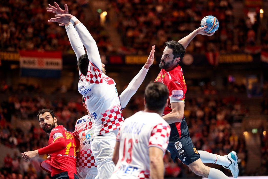 España, brillante Campeona de Europa de Balonmano tras derrotar a Croacia