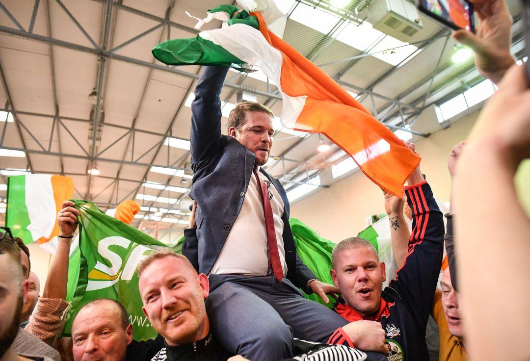 El Sinn Fein sale vencedor de las elecciones en Irlanda