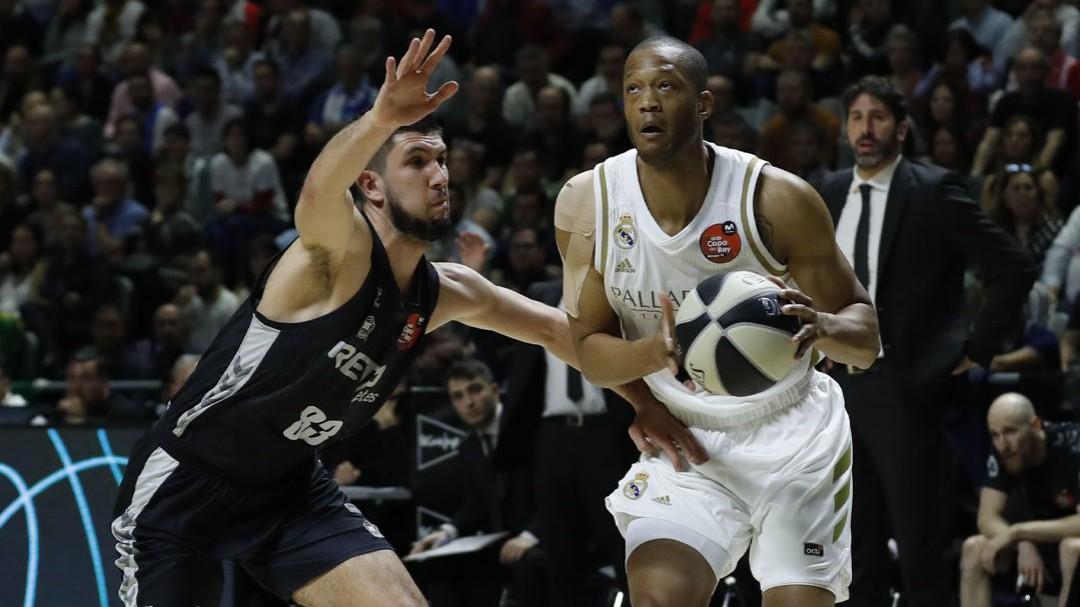 El Real Madrid no falla y se cita con Valencia Basket en semifinales