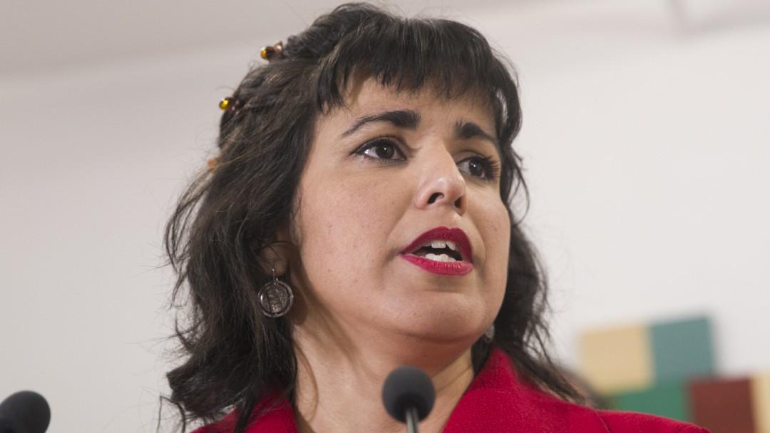 Teresa Rodríguez no descarta una coalición de Adelante Andalucía con Podemos: No cerramos la puerta