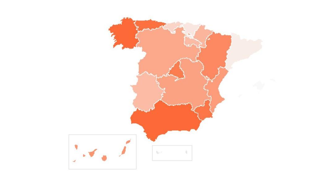 ¿Por qué Baleares es la comunidad menos afectada por la pandemia de sobrepeso y obesidad en España?