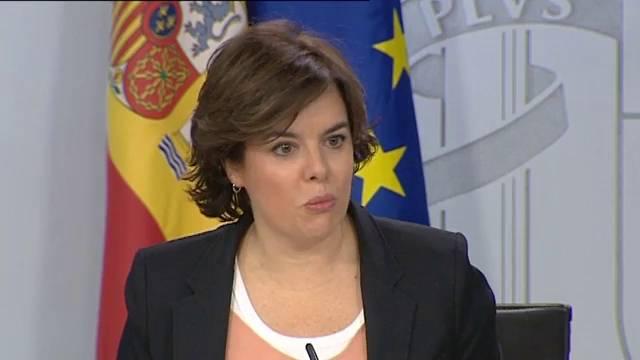 El Gobierno avisa a los independentistas en Bruselas de que están allí `gracias a su DNI español` y la UE `que critican`