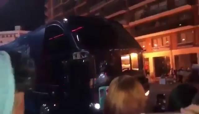 Resultado de imagen para barcelona autobus mestalla
