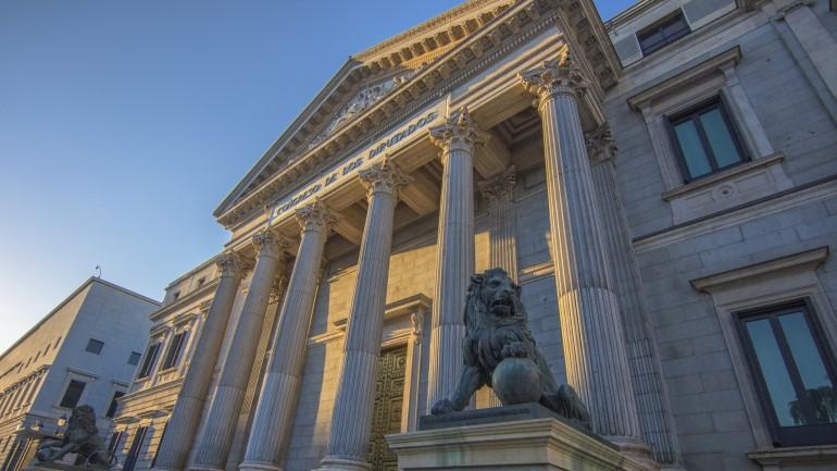 Acontece que no es poco | Primera piedra del Congreso Diputados
